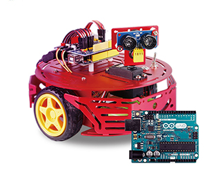 ZinnoBot Arduino Version