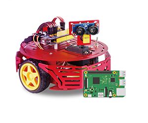 ZinnoBot Raspberry Pi