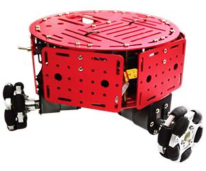 Omnidirectional Move Robot