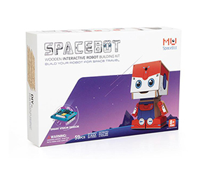 Mini Mu Space Robot