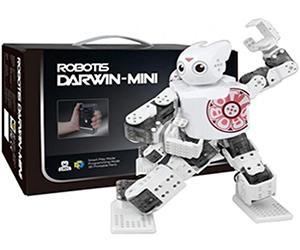 Robotis Series--Mini Darwin Robot
