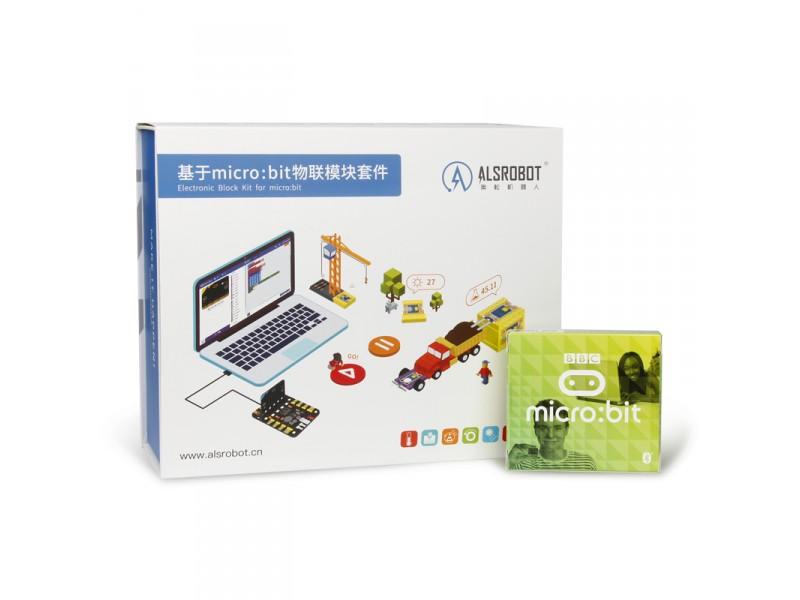 Electronic Block Kit for micro:bit