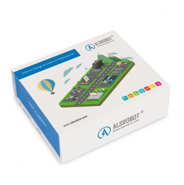 Arduino Design & Creation Enhanced Kit
