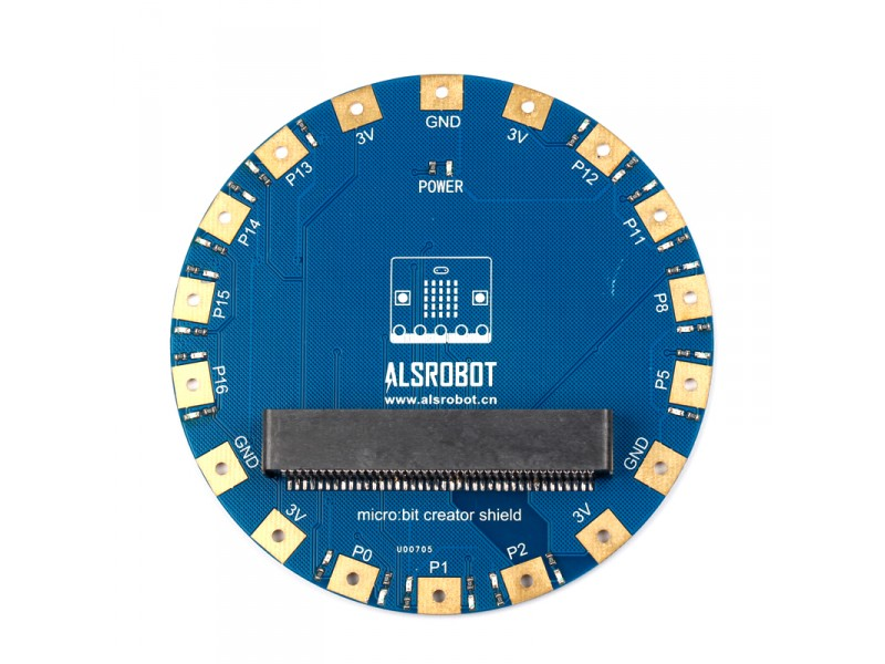 Microbit Sticker Book Shield v2