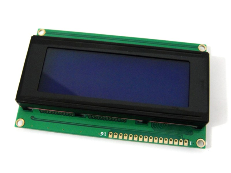 20×4 Graphic LCD