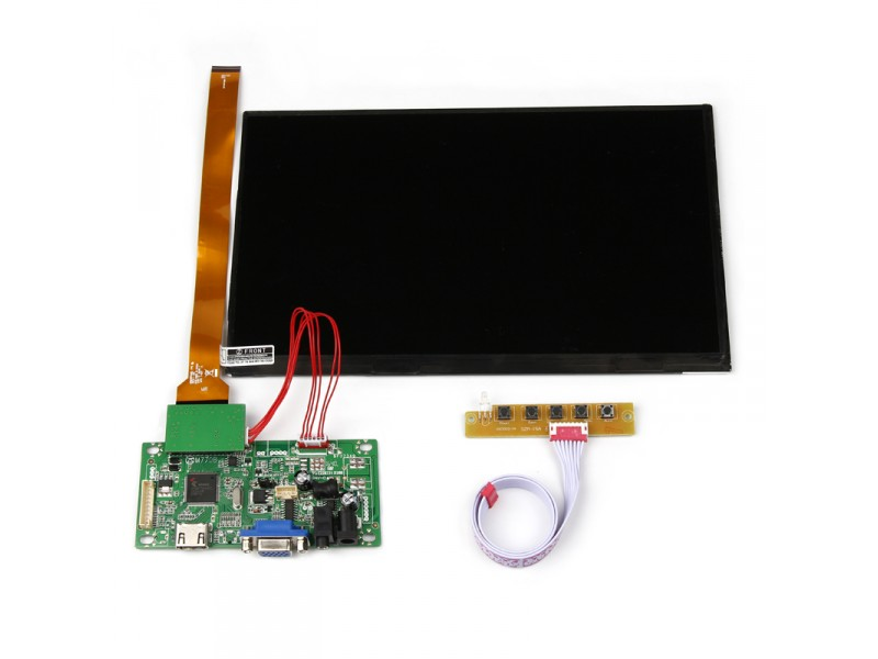 "Raspberry Pi 10.1"" TFT LCD Display"