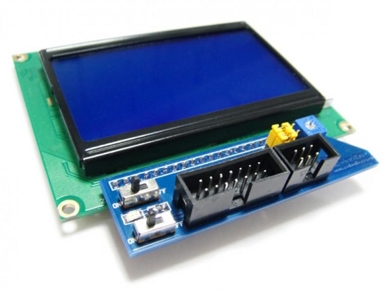SPI LCD12864 Module