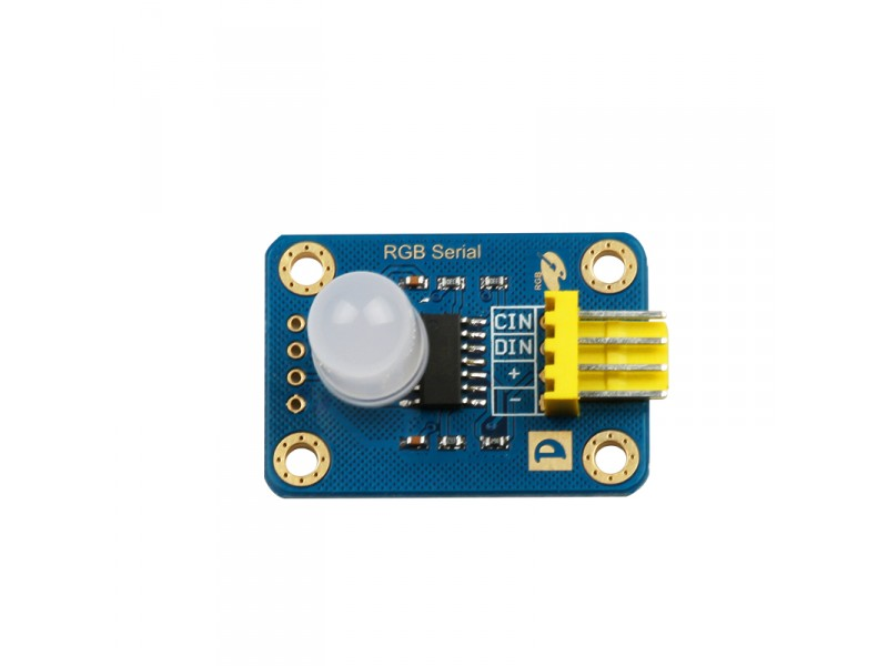 Serial luminescence module