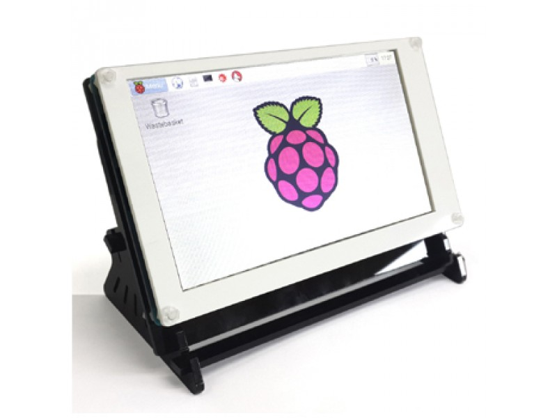 "7.0"" LCD Touch Monitor for Raspberry Pi"