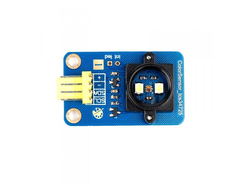 IIC Color Sensor