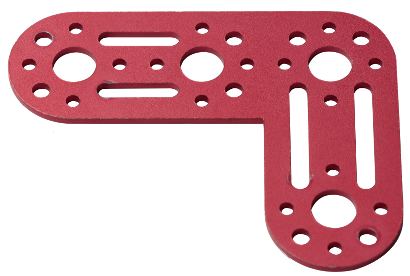 Aluminum L Connector Bracket