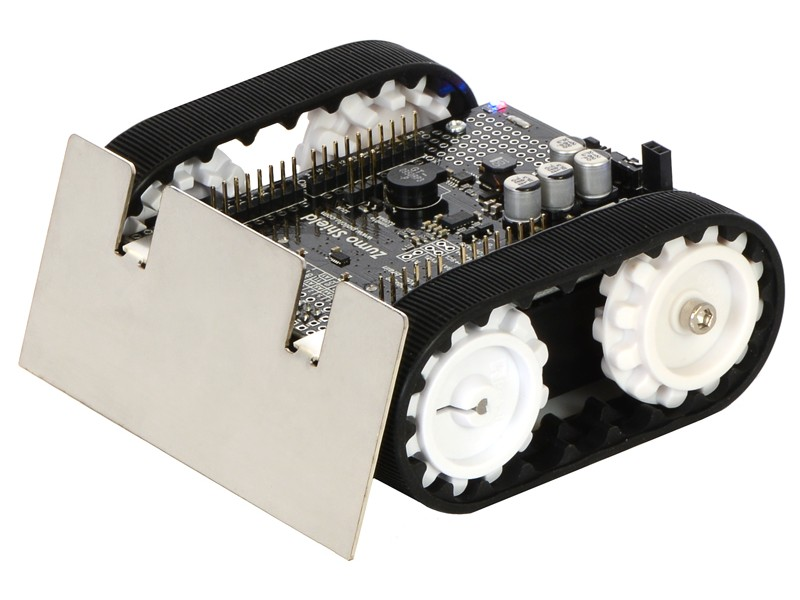 Zumo Robot for Arduino (HP Motors)